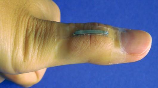 Wearable, multifunctional, silver nanowire sensor for prosthetics, robotics