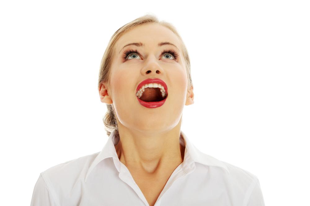 хотите увидеть, фото что может делать ртом женщина прекрасно знала, где